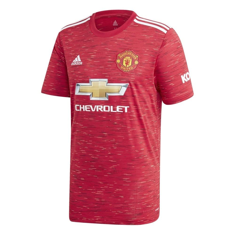 Manchester United Fotballdrakt 20/21 Hjemme