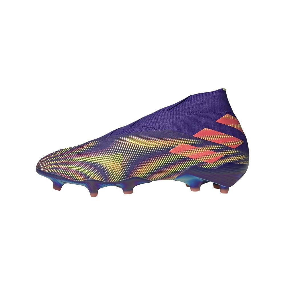 Adidas Nemeziz 19+ FG/AG Fotballsko Precision To Blur Pack
