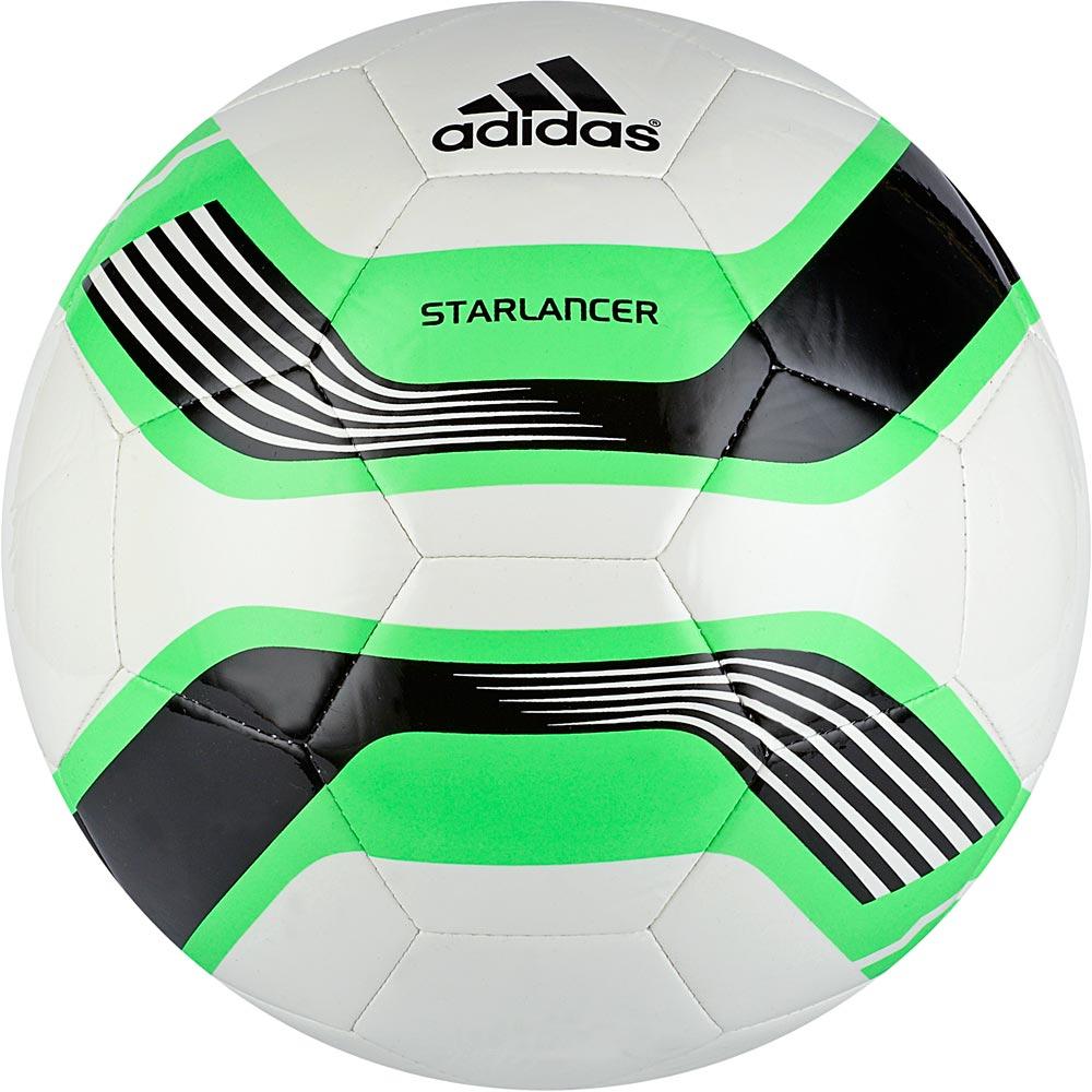 Adidas Starlancer III Fotball Hvit/sort/grønn
