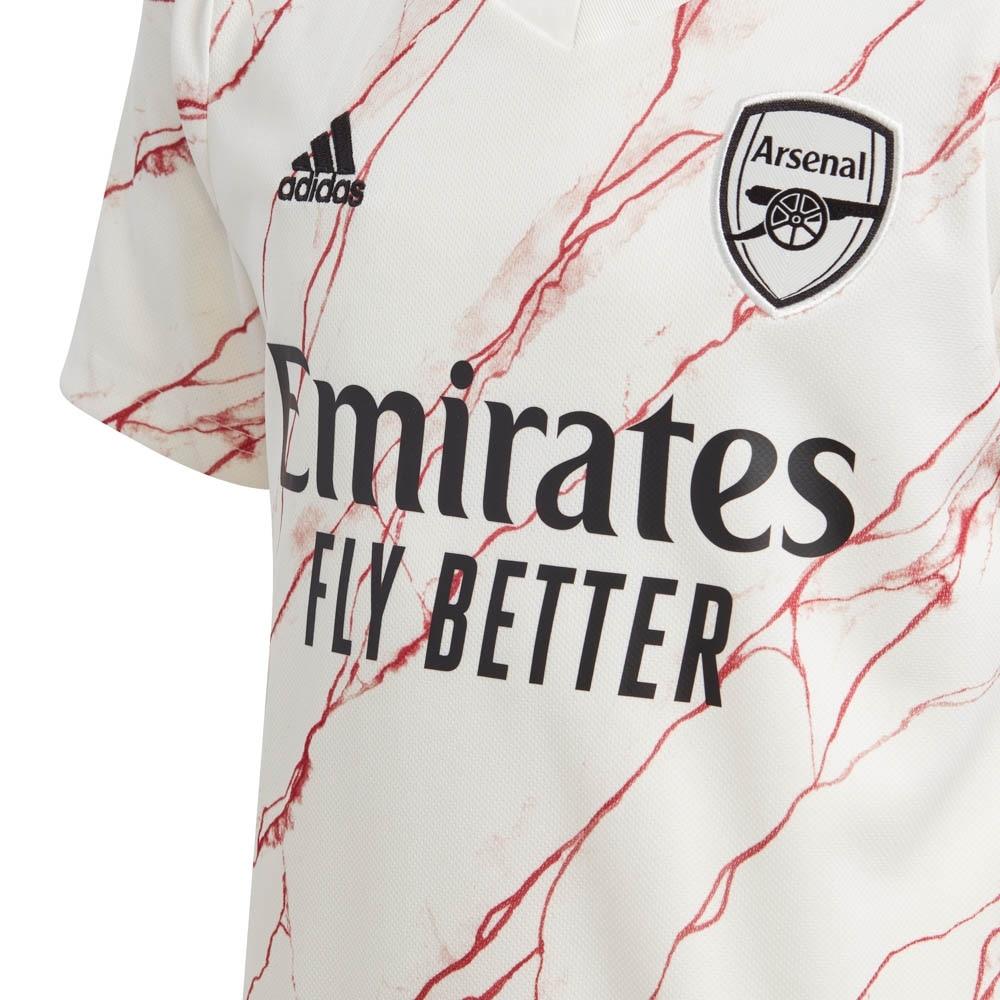 Adidas Arsenal Fotballdrakt 20/21 Borte Barn