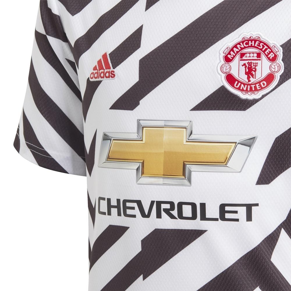 Adidas Manchester United Fotballdrakt 20/21 3rd Barn
