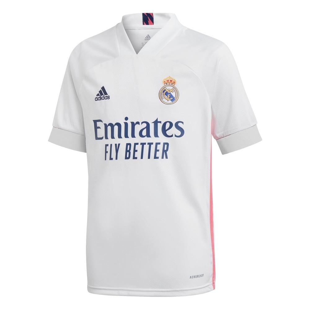 Adidas Real Madrid Fotballdrakt 20/21 Hjemme