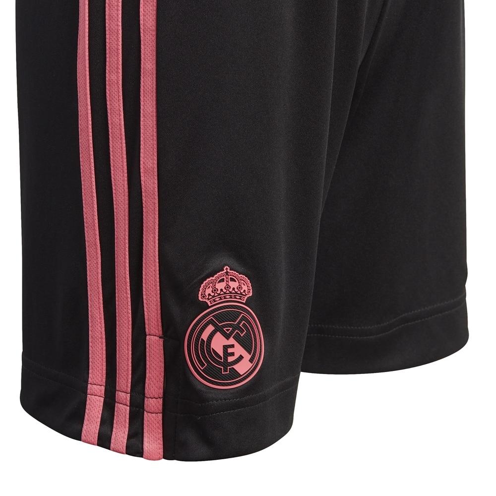 Adidas Real Madrid Fotballshorts 20/21 3rd Barn