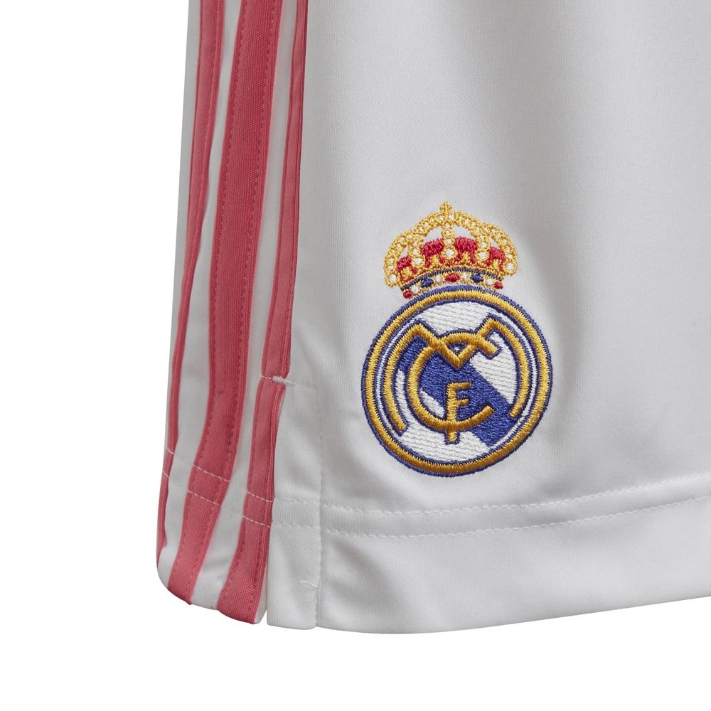 Adidas Real Madrid Fotballshorts 20/21 Hjemme Barn