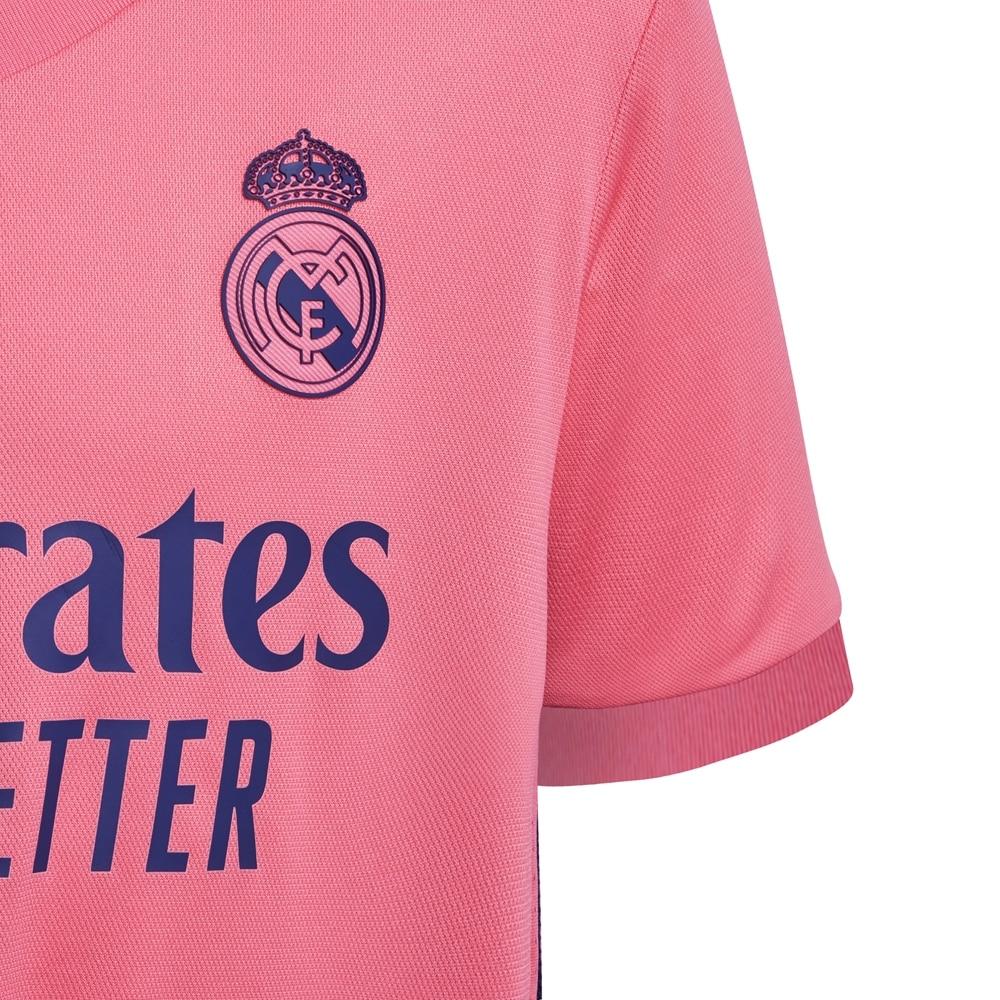 Adidas Real Madrid Fotballdrakt 20/21 Borte Barn