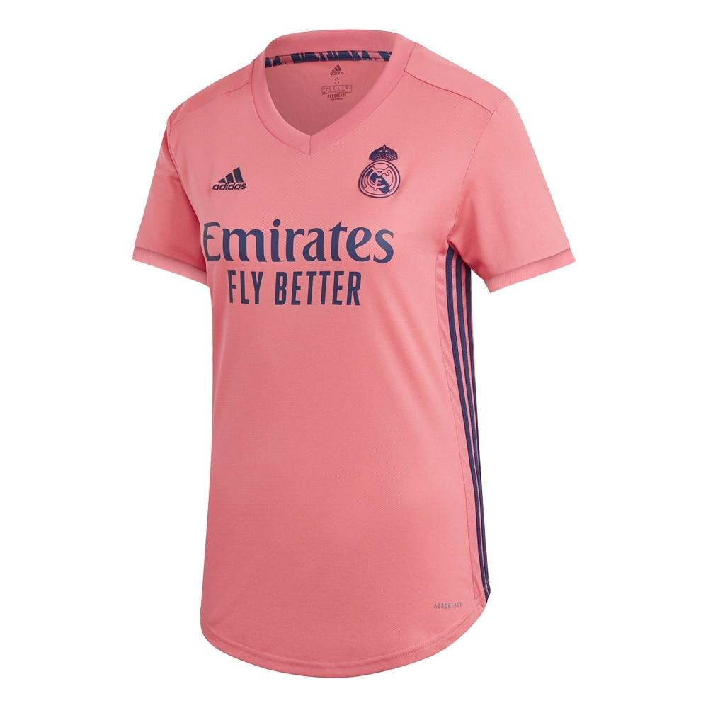 Adidas Real Madrid Fotballdrakt 20/21 Borte Dame