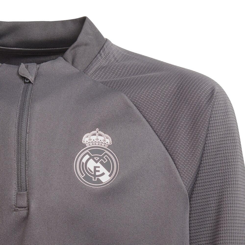 Adidas Real Madrid Treningsgenser 20/21 Grå Barn