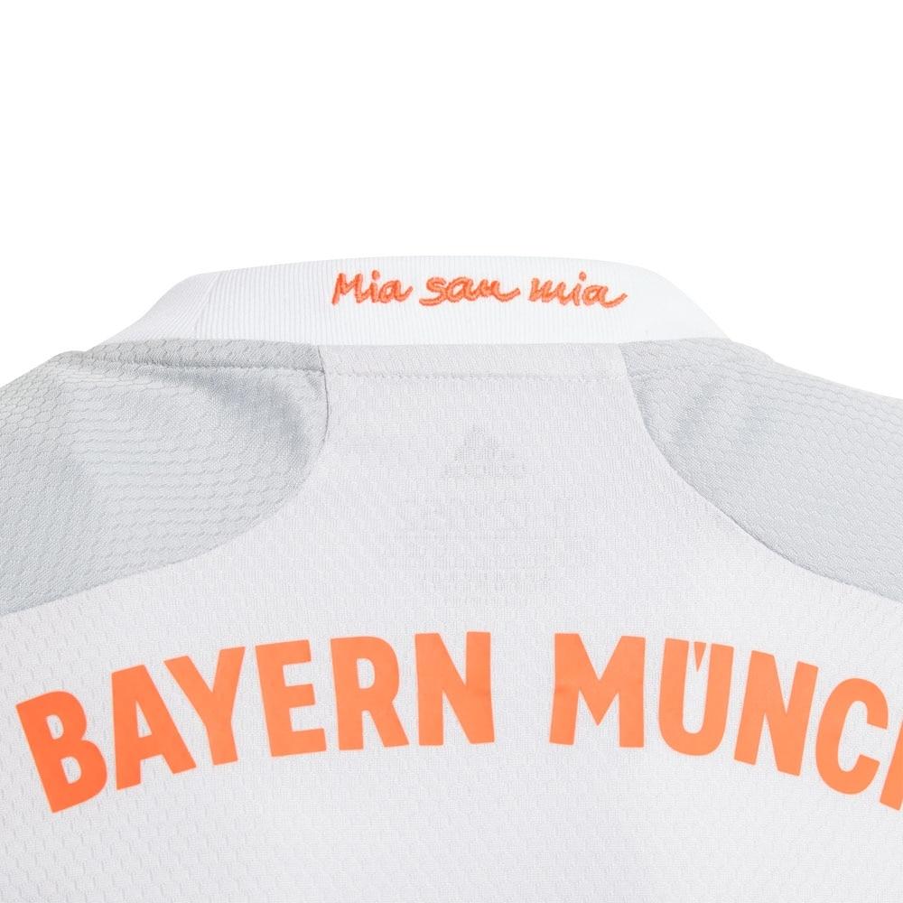 Adidas Bayern München Fotballdrakt 20/21 Borte Barn