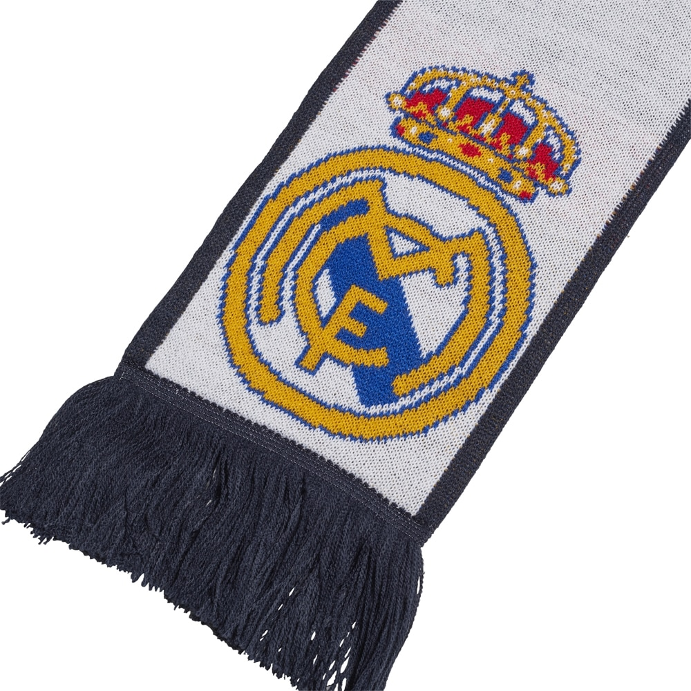 Adidas Real Madrid Skjerf 20/21 Hvit