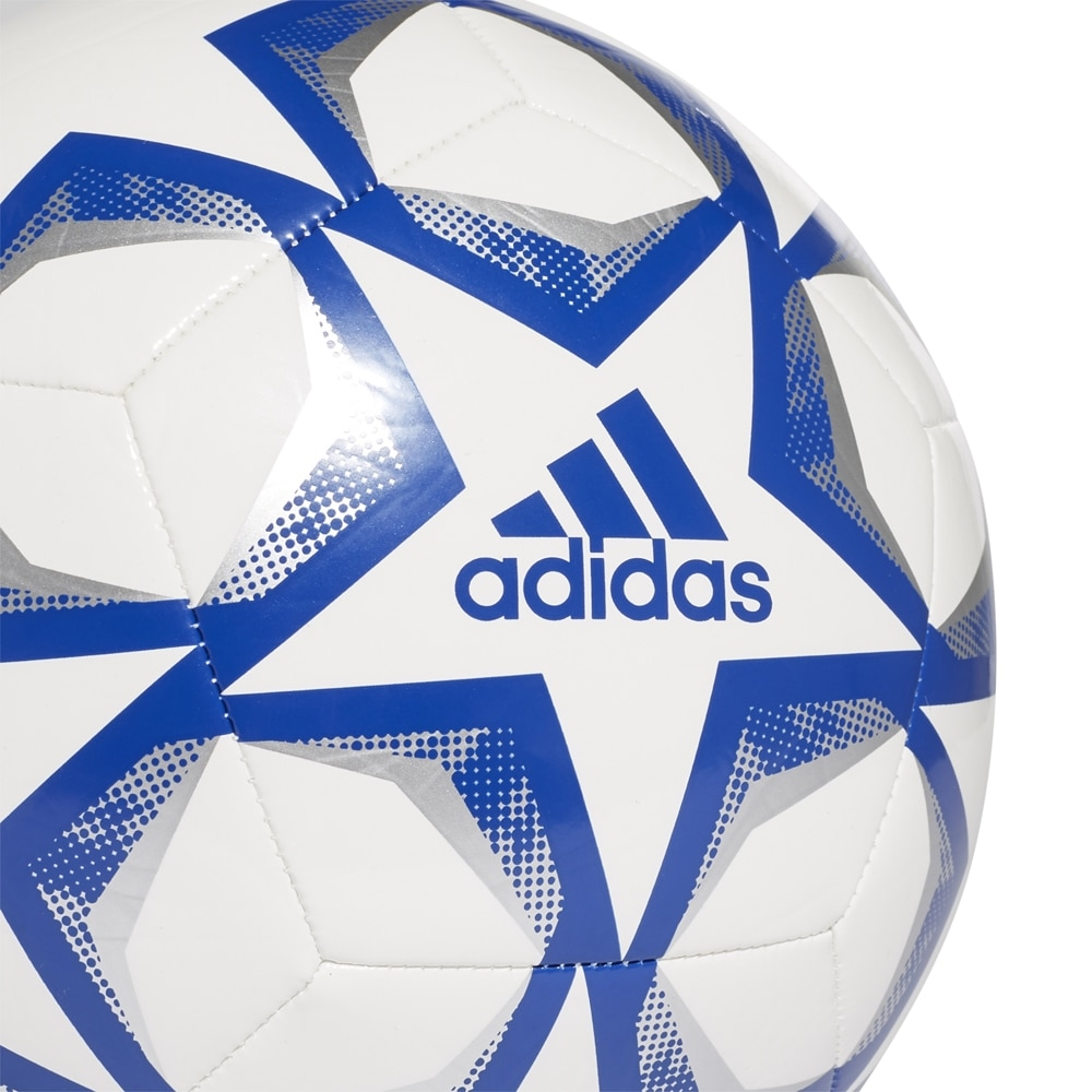 Adidas Champions League 20/21 Fotball Club Hvit/Blå