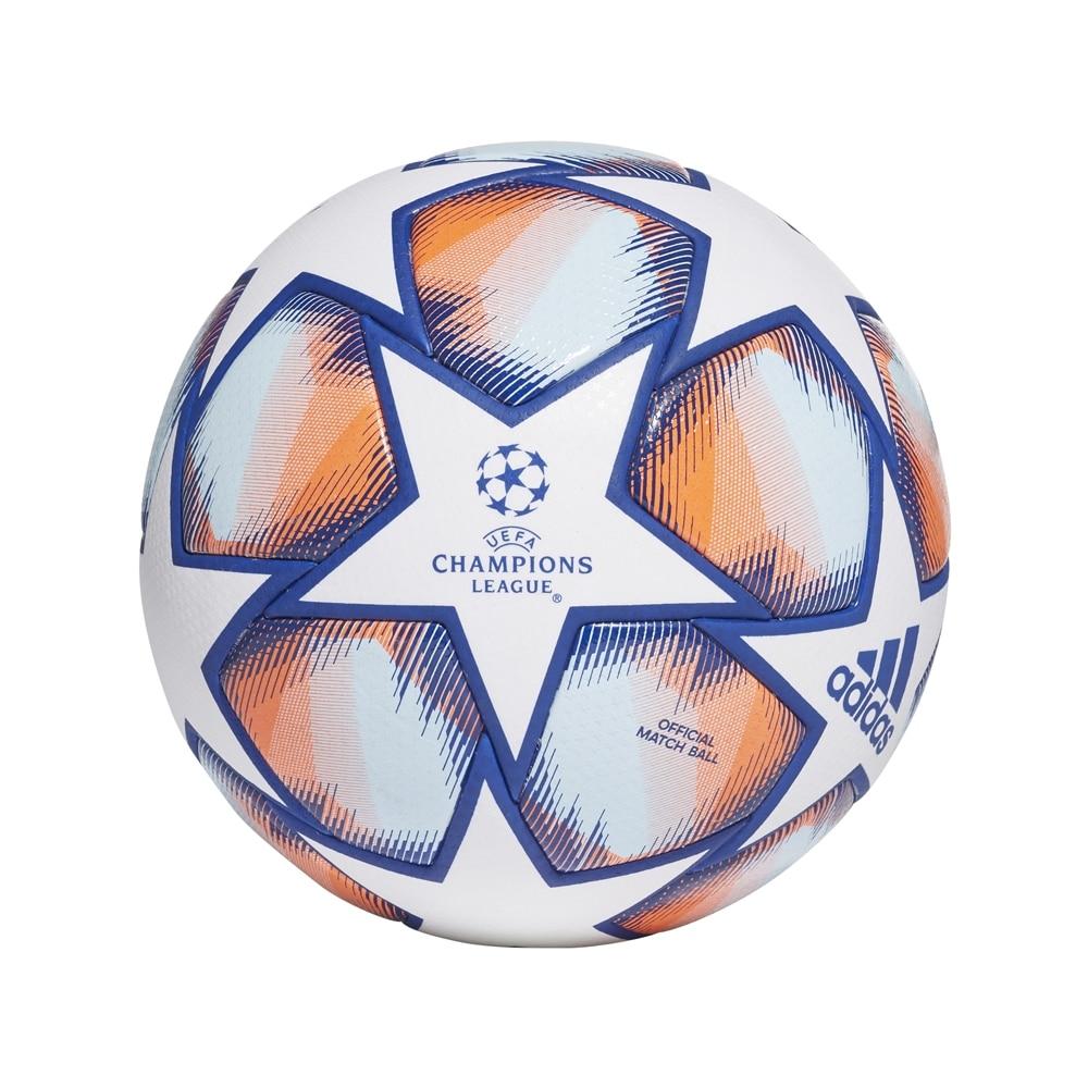 Adidas Champions League Offisiell Matchball 20/21 Fotball HVit