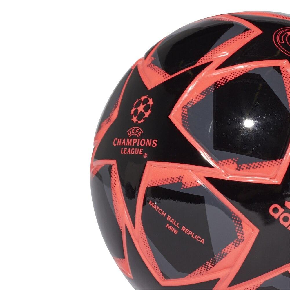 Adidas Real Madrid Finale Mini Trikseball Fotball 20/21 Barn Sort/Rød