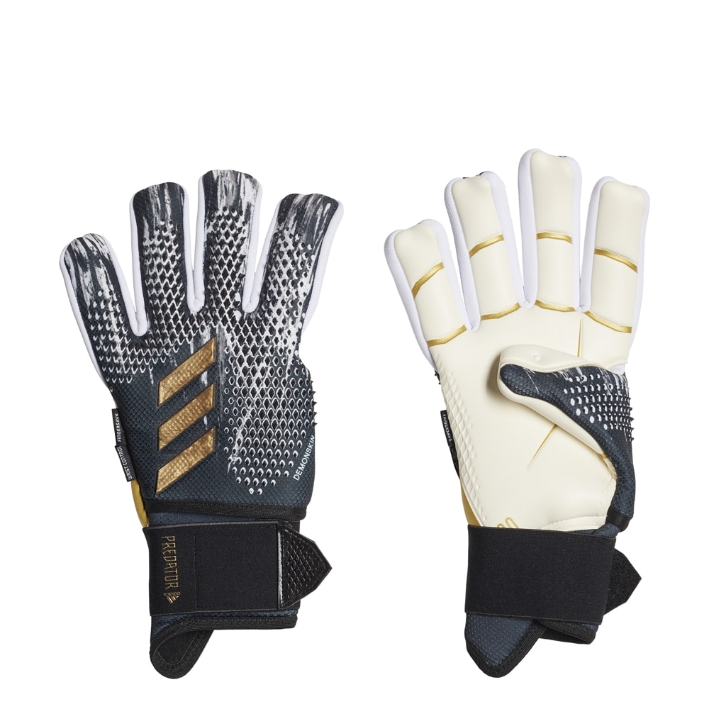 Adidas Predator Pro Ultimate Keeperhansker InFlight Pack Sort/Hvit