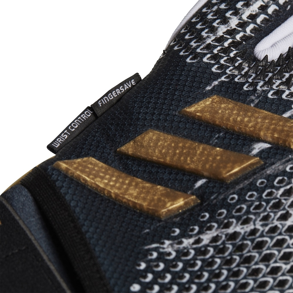 Adidas Predator Pro Ultimate Keeperhansker InFlight Pack Sort/Hvit