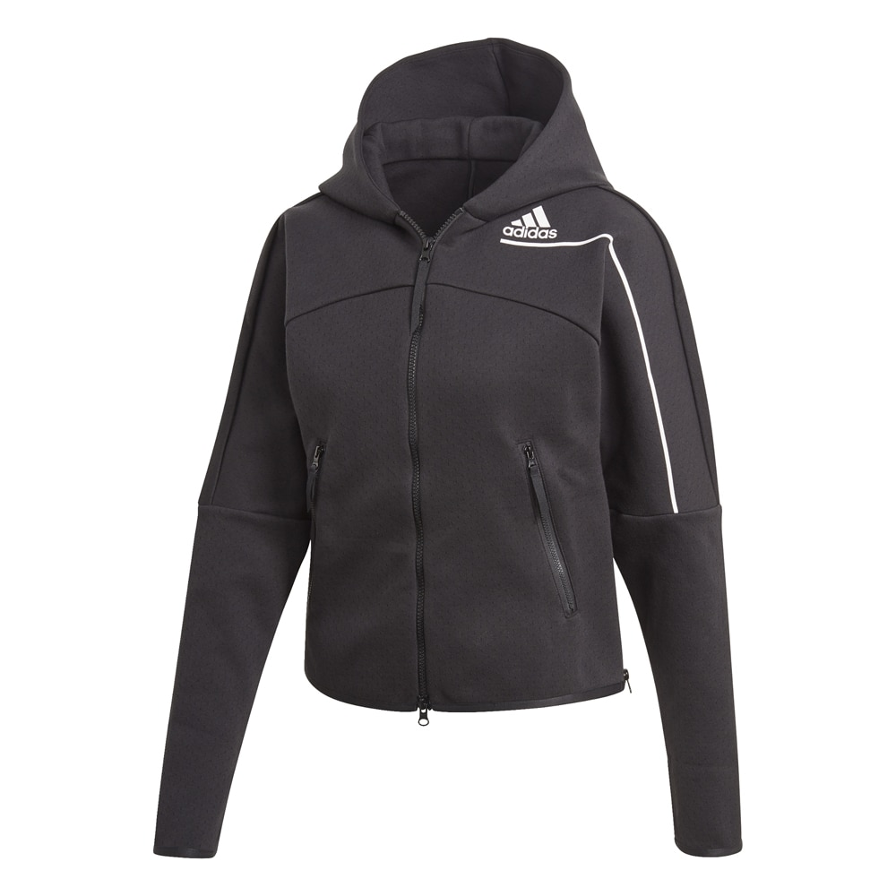 Adidas ZNE Hettegenser Dame Sort