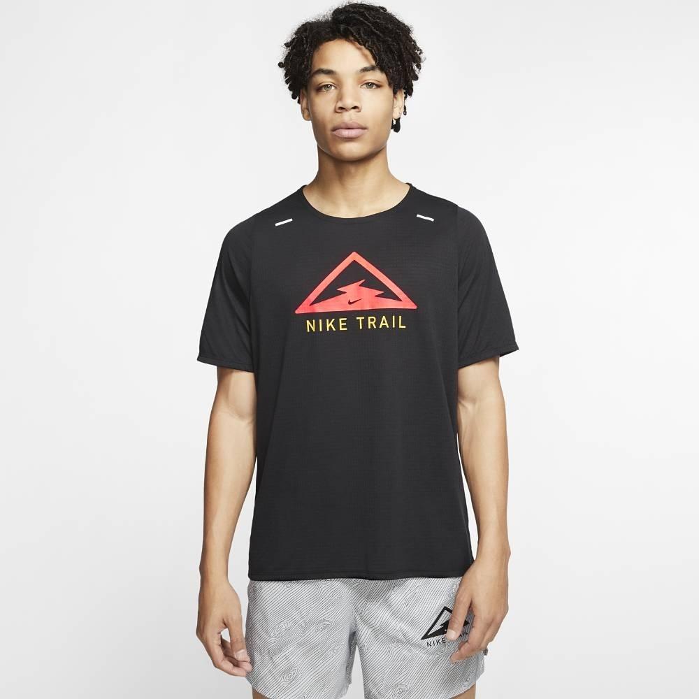 Nike Rise 365 Treningstrøye Herre Sort