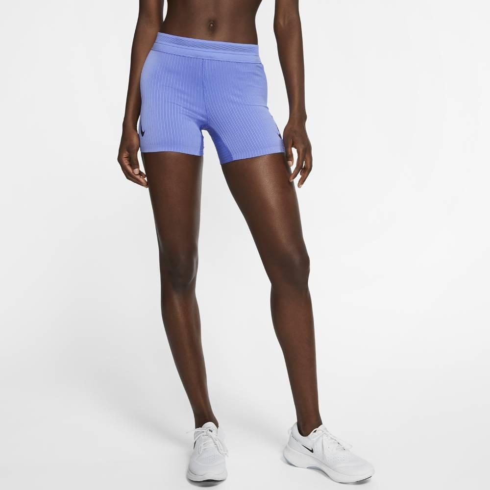 Nike Aeroswift Tights Shorts Dame Lilla