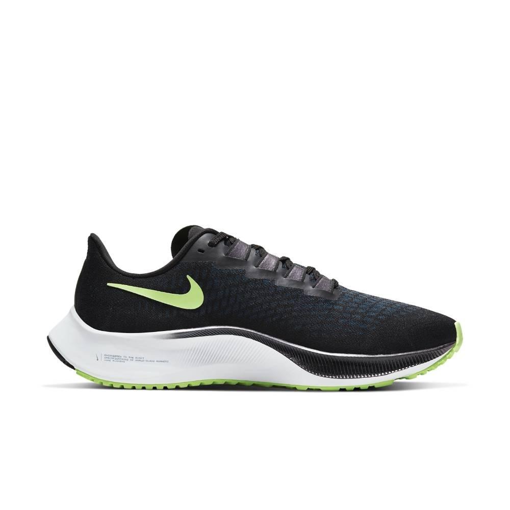 Nike Air Zoom Pegasus 37 Joggesko Herre Sort/Marine