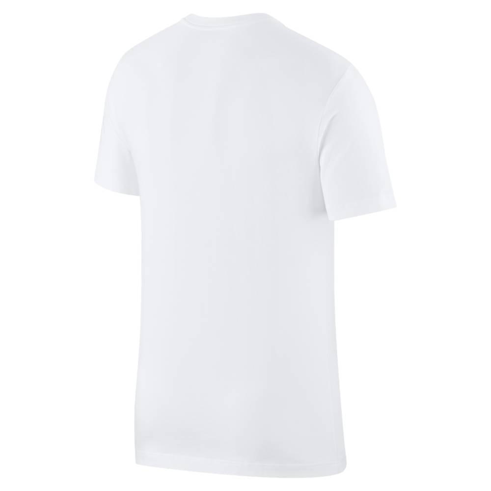 Nike Frankrike EM 2021 Fritid T-Skjorte Hvit