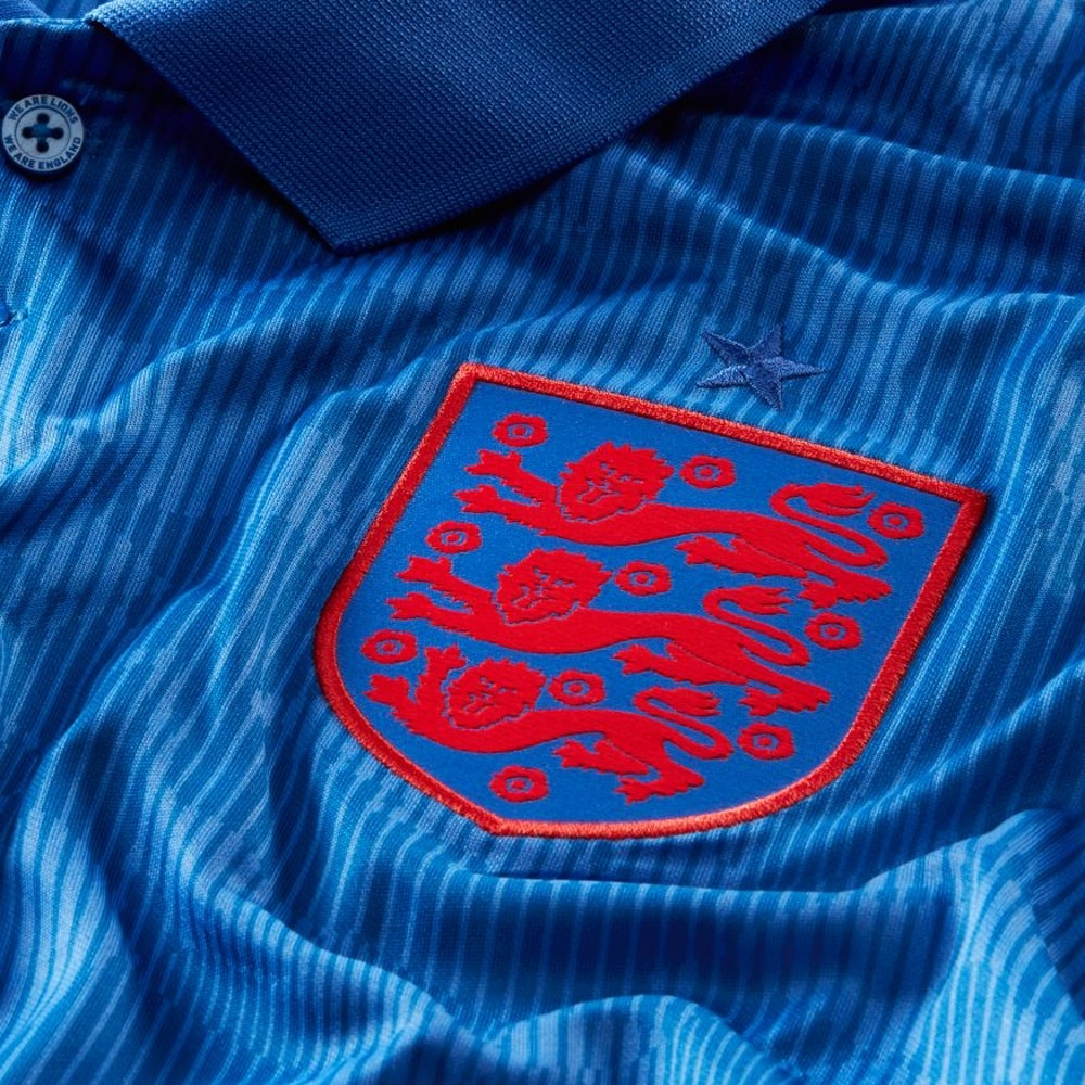 Nike England Fotballdrakt EM 2021 Borte
