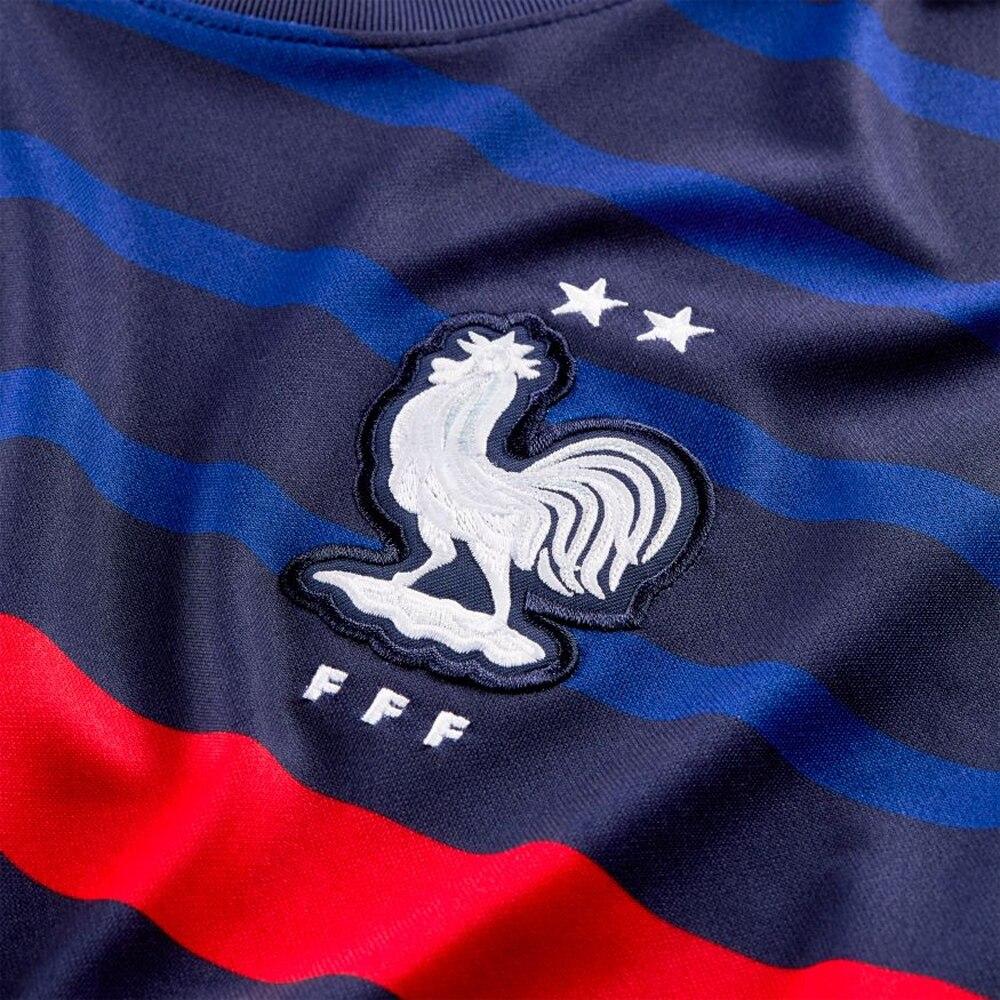 Nike Frankrike Fotballdrakt EM 2021 Hjemme