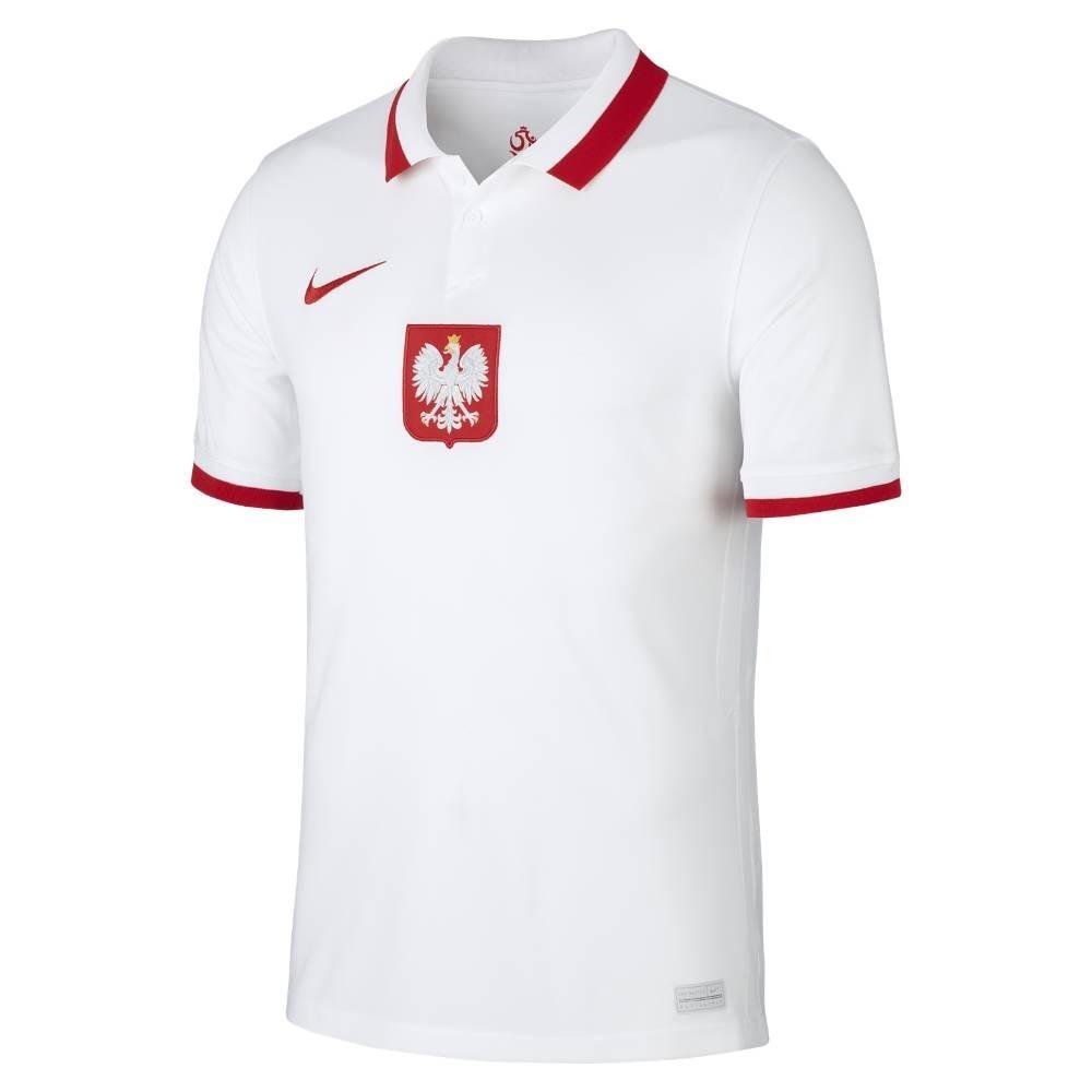 Nike Polen Fotballdrakt EM 2021 Hjemme