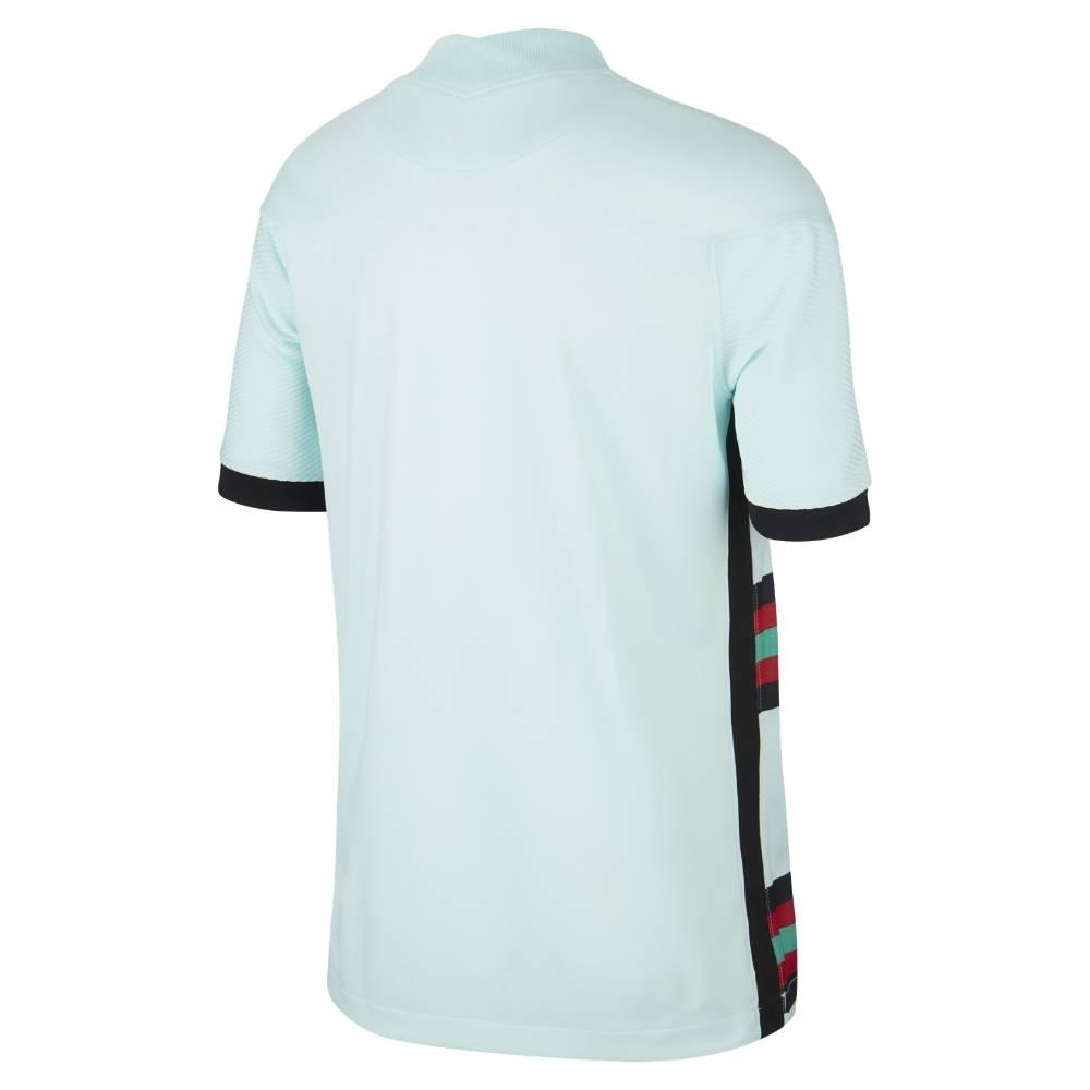 Nike Portugal Fotballdrakt EM 2021 Borte Barn
