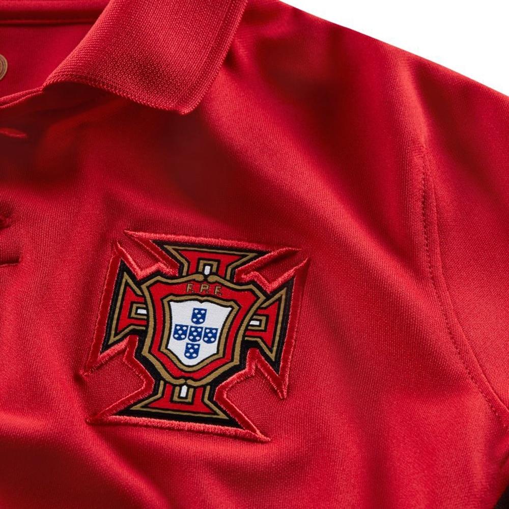 Nike Portugal Fotballdrakt EM 2021 Hjemme Barn