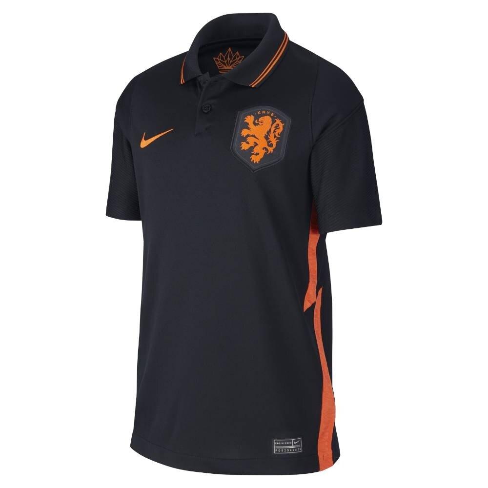 Nike Nederland Fotballdrakt EM 2021 Borte Barn
