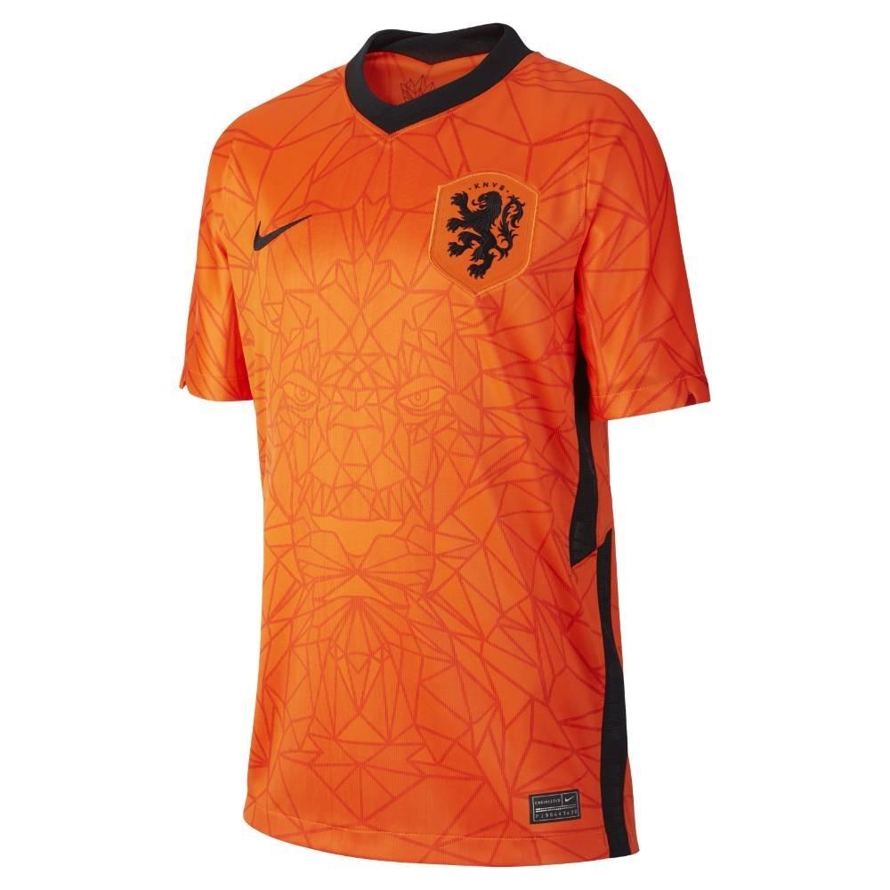 Nike Nederland Fotballdrakt EM 2021 Hjemme Barn