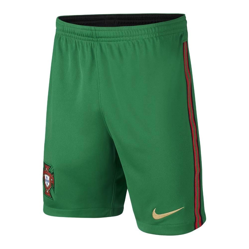Nike Portugal Fotballshorts EM 2021 Hjemme Barn