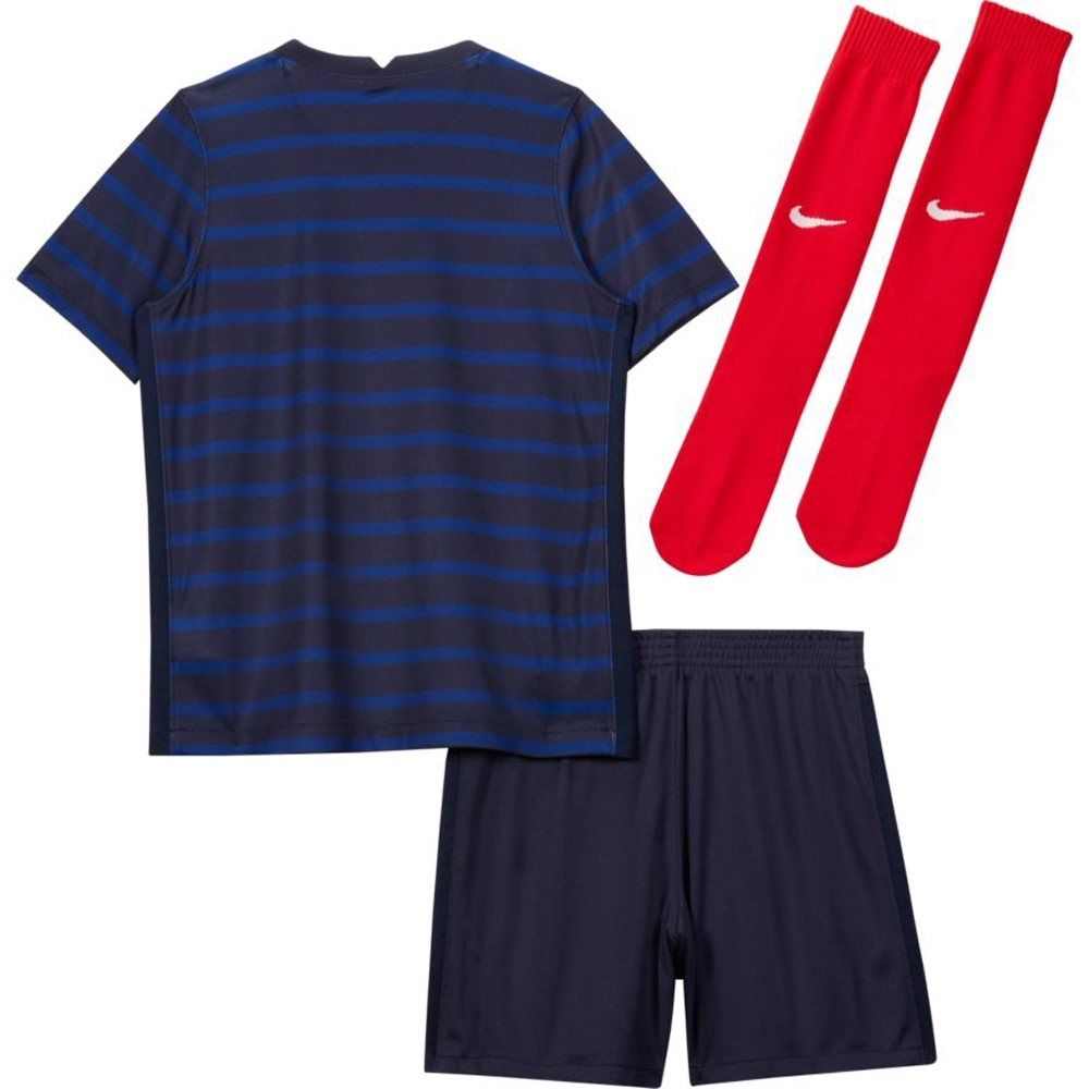 Nike Frankrike Draktsett EM 2021 Hjemme Barn