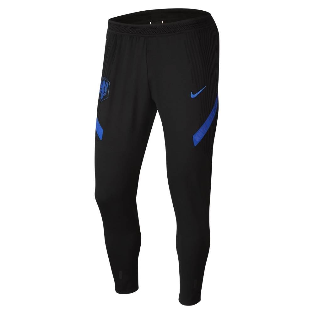 Nike Nederland EM 2021 Vaporknit Strike Fotballbukse Sort