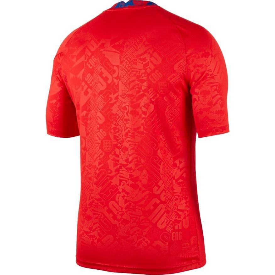 Nike England Breath Pre Match Treningstrøye EM 2021
