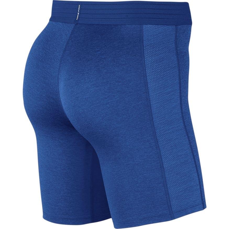 Nike Pro Shorts Tights Blå
