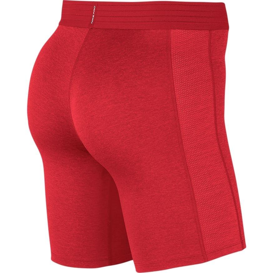 Nike Pro Shorts Tights Rød