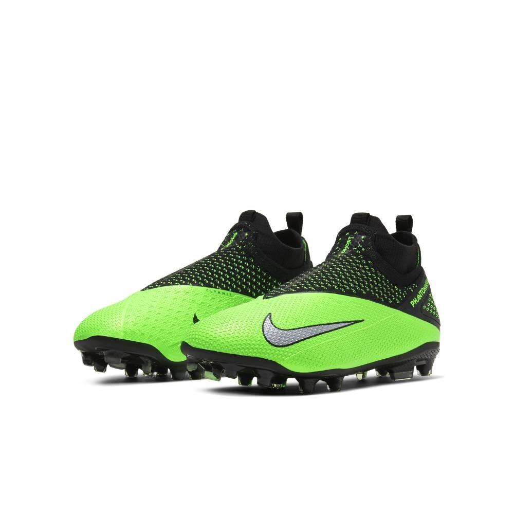 Nike Phantom Vision 2 Elite DF FG/MG Fotballsko Barn Future Lab 2