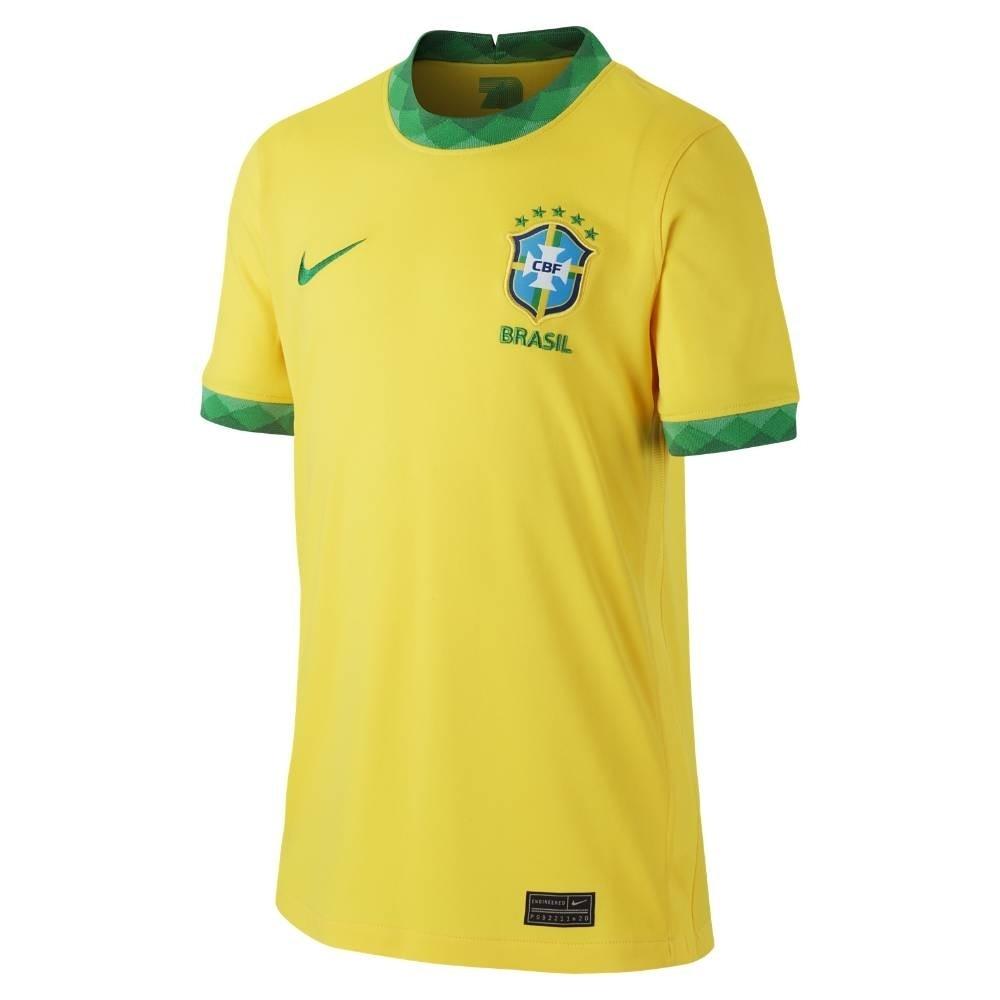 Nike Brasil Fotballdrakt 20/21 Hjemme