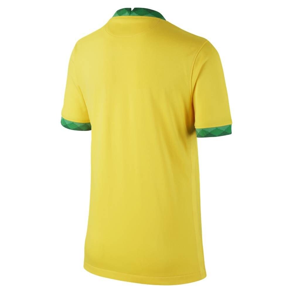 Nike Brasil Fotballdrakt 20/21 Hjemme Barn