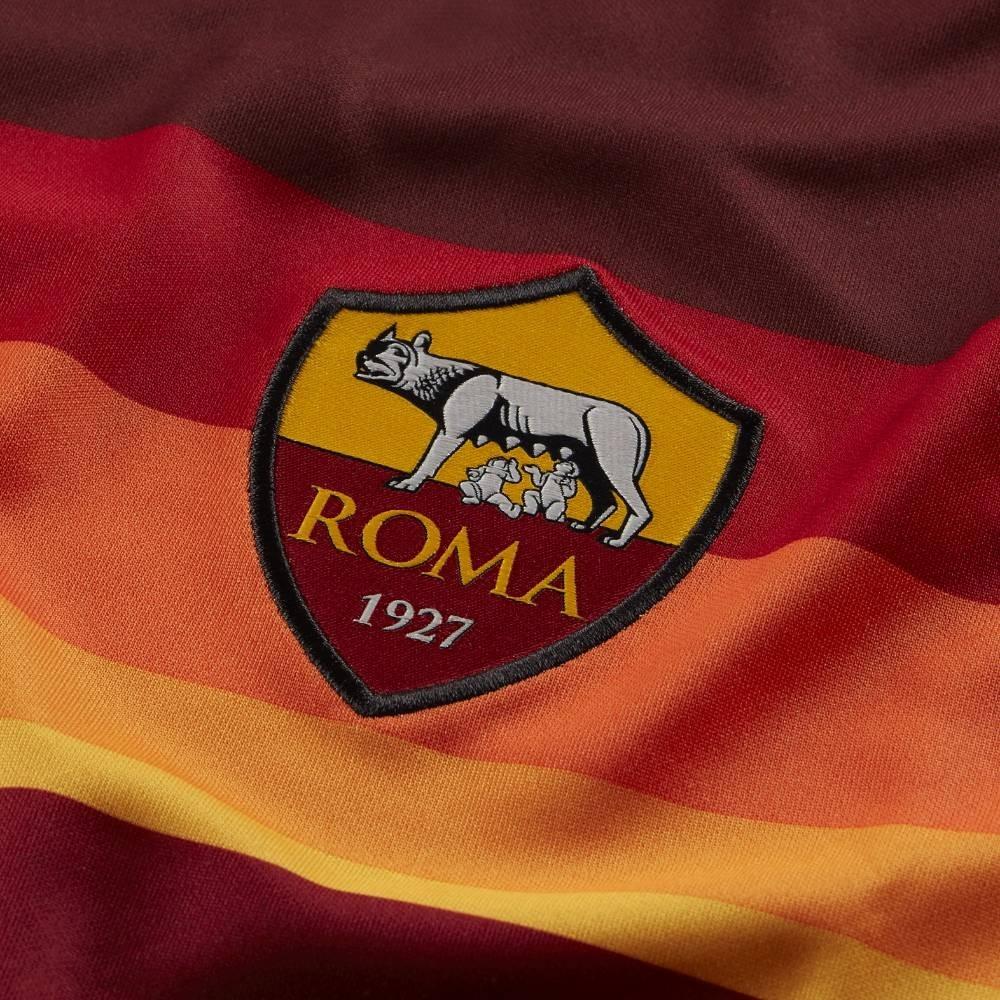 Nike Roma Fotballdrakt 20/21 Hjemme