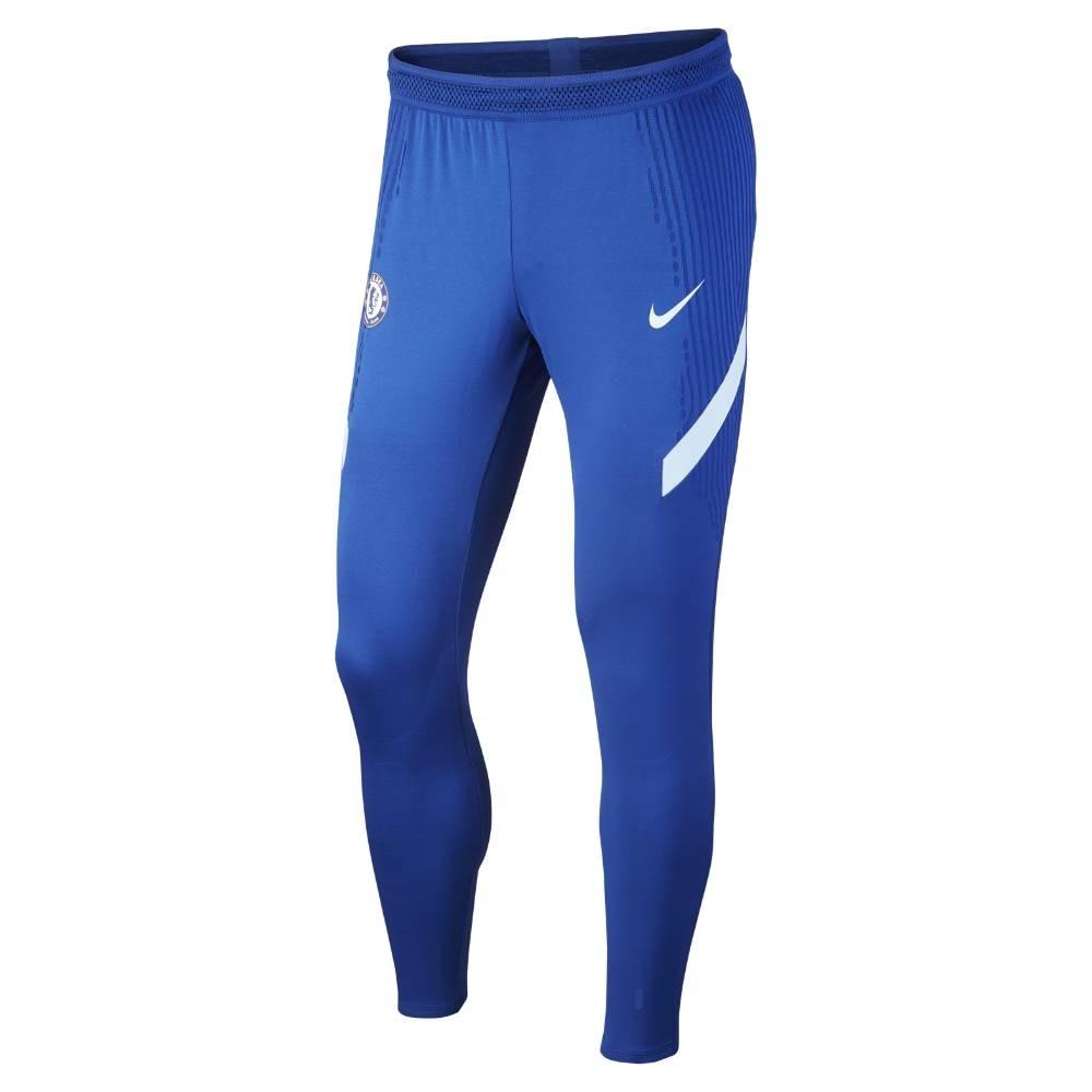 Nike Chelsea FC Vaporknit Strike Fotballbukse 20/21 Blå