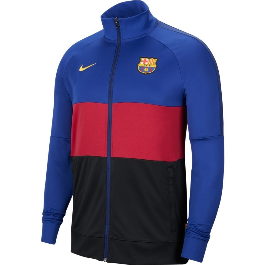 Nike FC Barcelona Anthem Fotballjakke 20/21 Hjemme