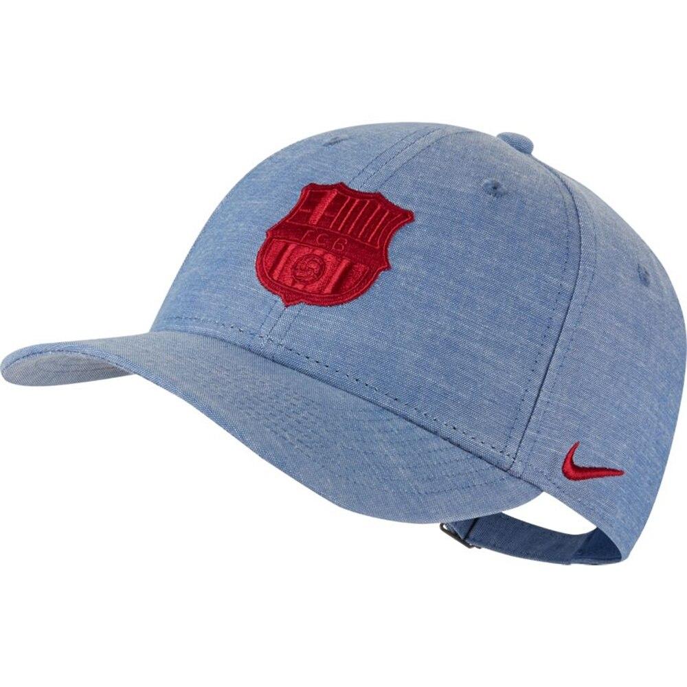 Nike FC Barcelona L91 Caps Blå