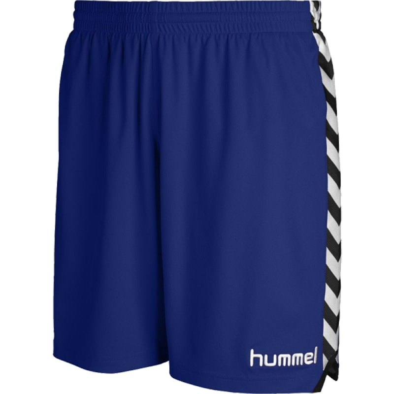 Hummel Stay Authentic Poly Shorts Blå