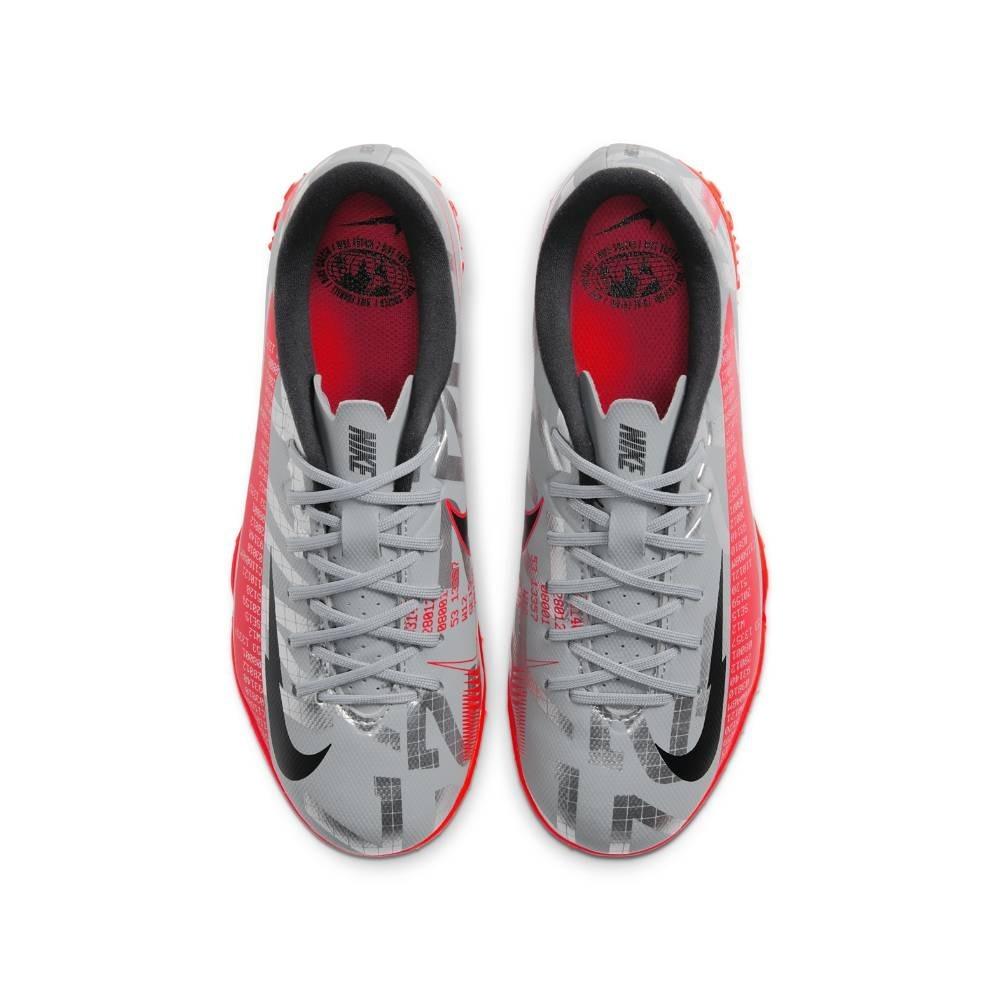 Nike MercurialX Vapor 13 Academy TF Fotballsko Barn Neighbourhood Pack