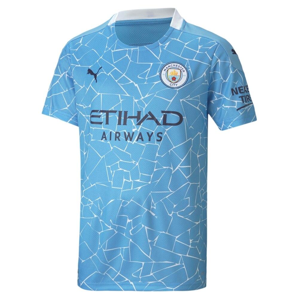 Puma Manchester City Fotballdrakt 20/21 Hjemme Barn