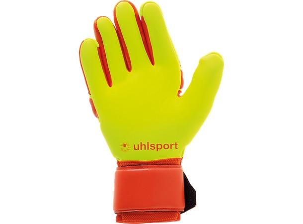 Uhlsport Dynamic Impulse Absolutgrip Reflex Keeperhansker Oransje/Gul