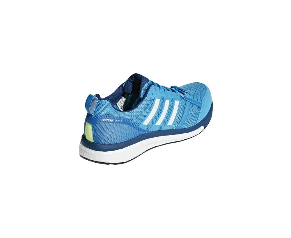 Adidas Adizero Tempo 9 Joggesko Herre Blå