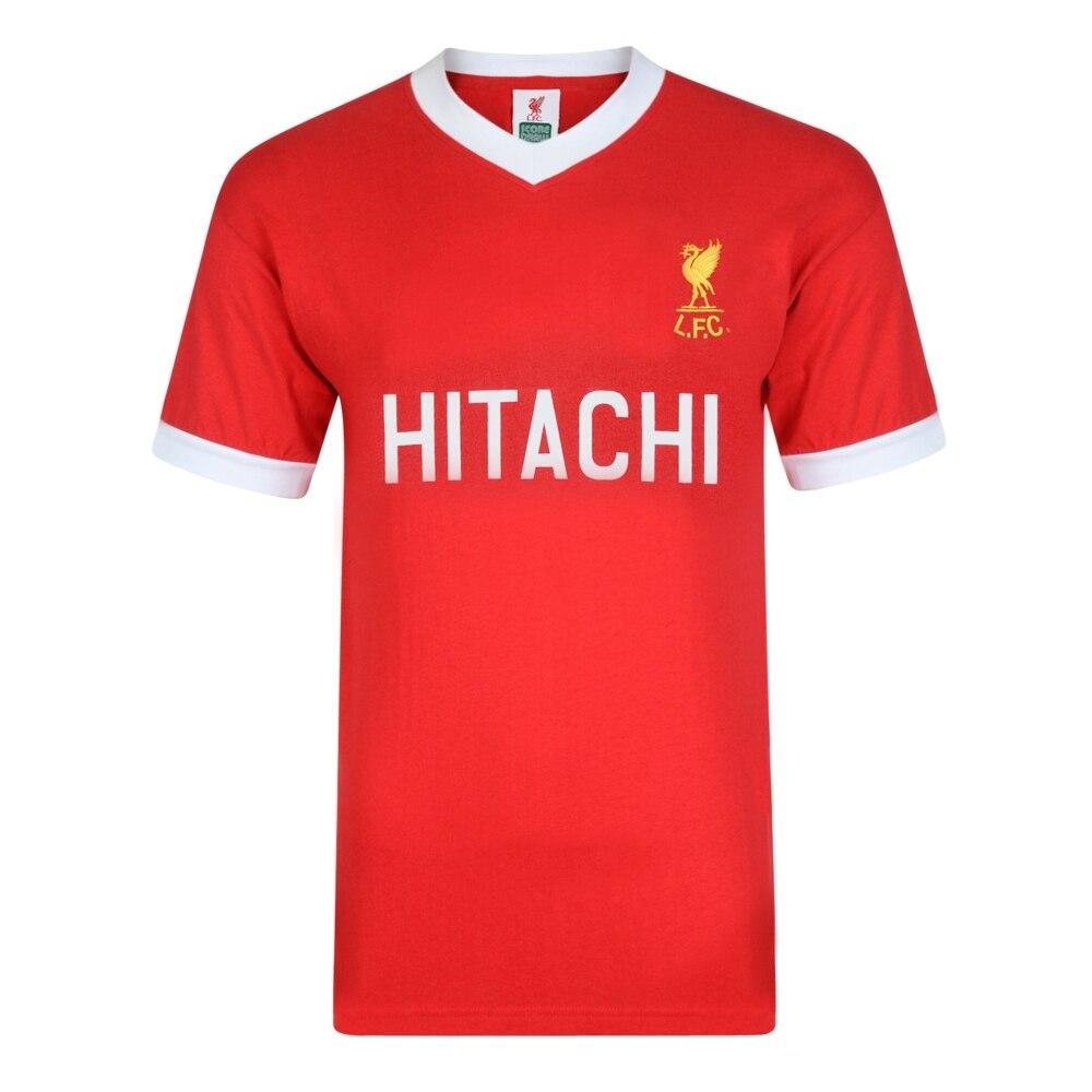 Official Product Liverpool FC Retro Hjemmedrakt 1979 Hitachi