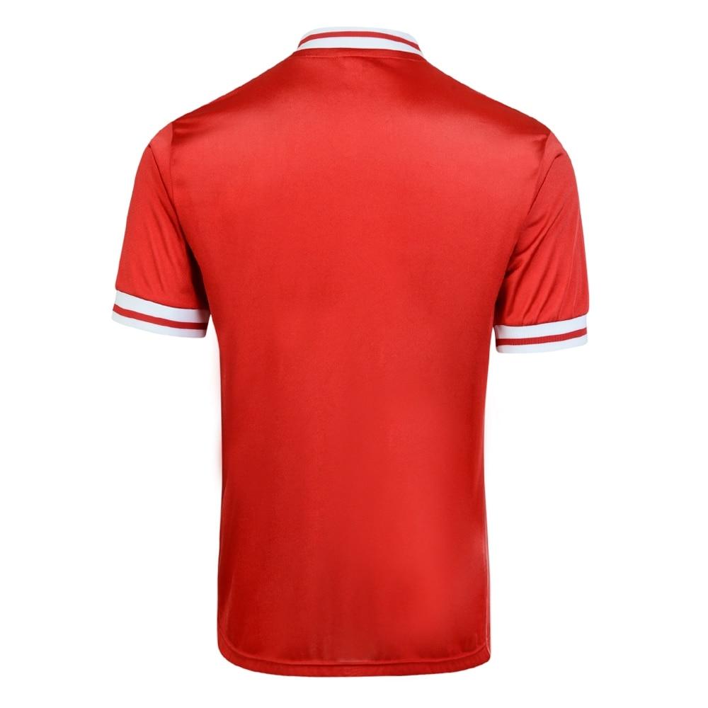 Official Product Liverpool FC Retro Hjemmedrakt 1982